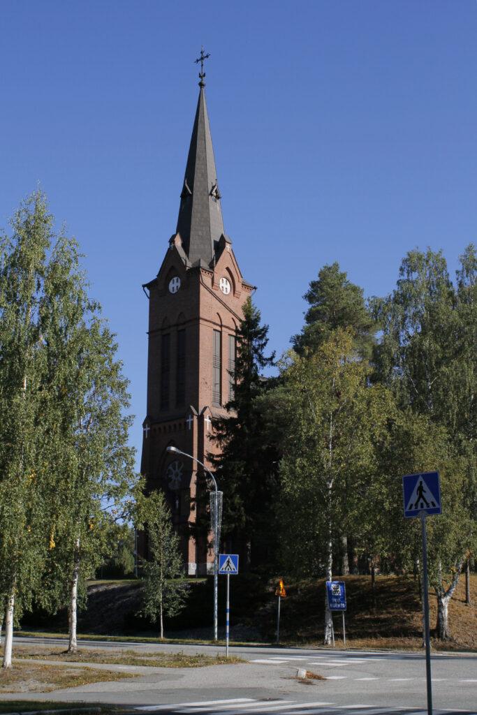 Ev lut kirkko